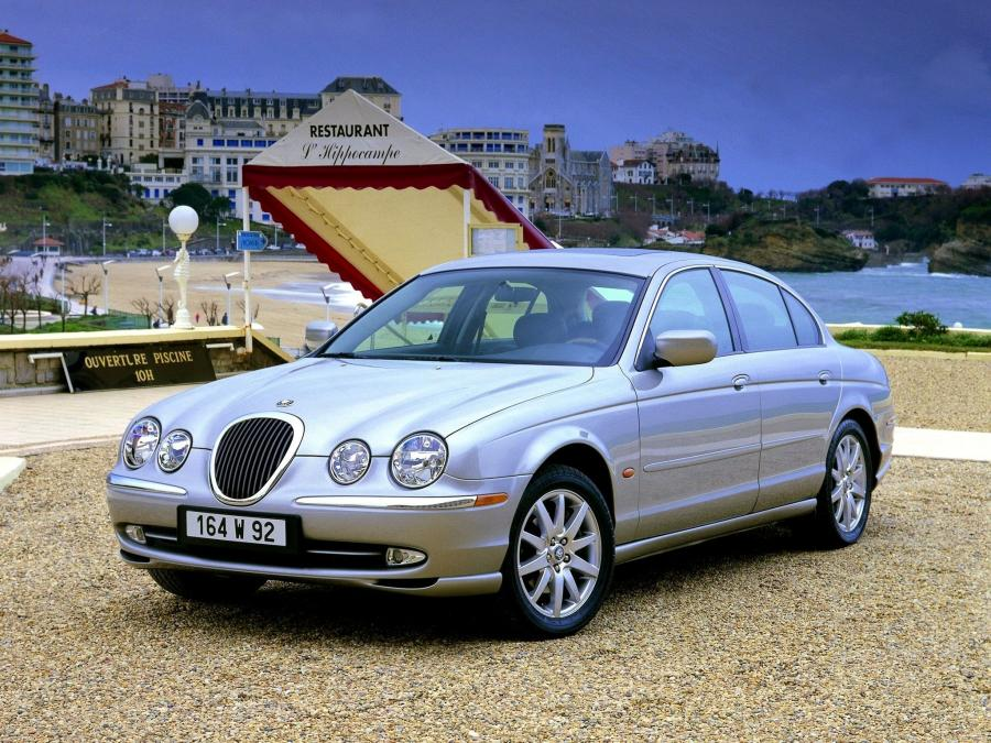 Jaguar S-Type (EU) '1999