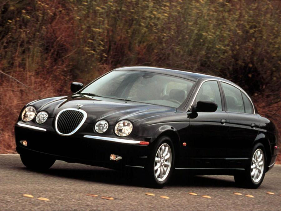 Jaguar S-Type (US) '1999