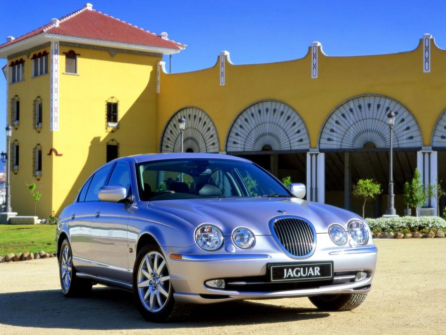 Jaguar S-Type '1999