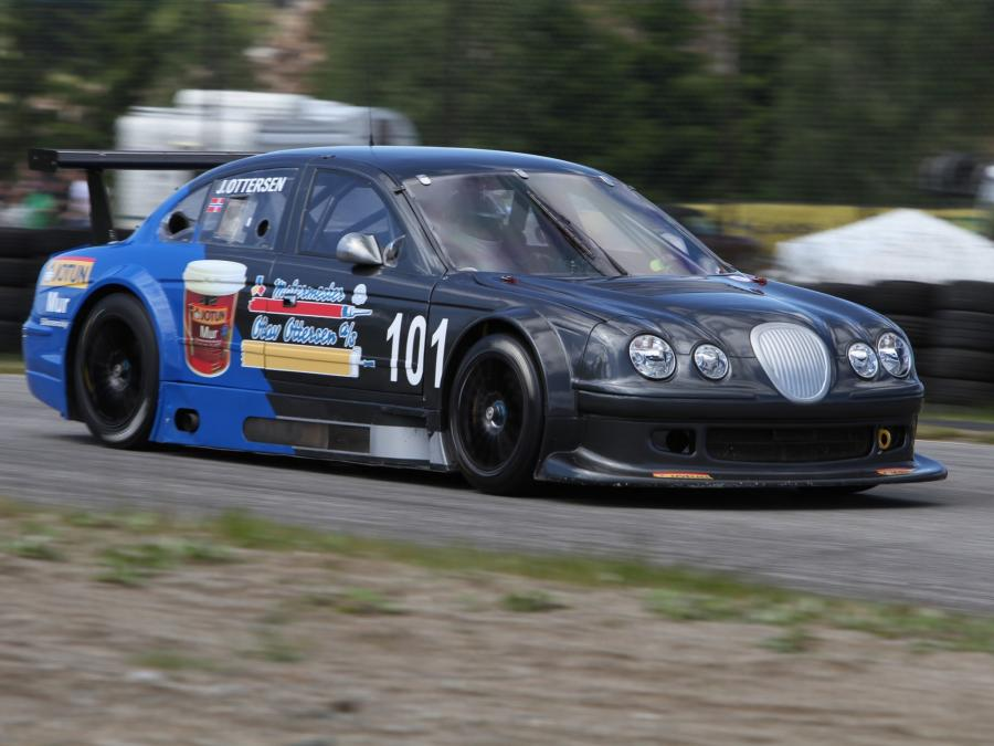 Jaguar S-Type V8-Star '2001