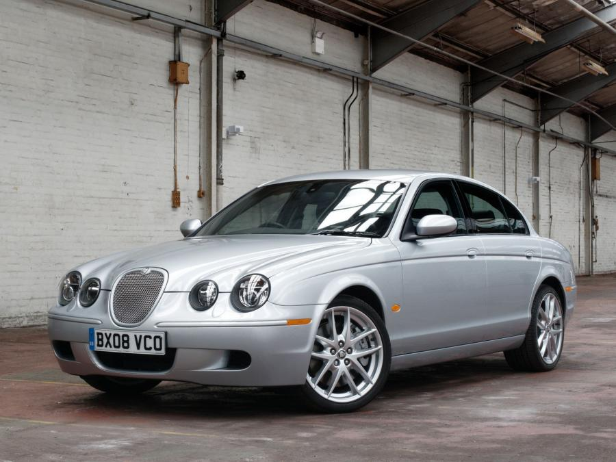 Jaguar S-Type R '2002