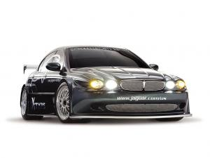 2002 Jaguar X-Type Racing Concept
