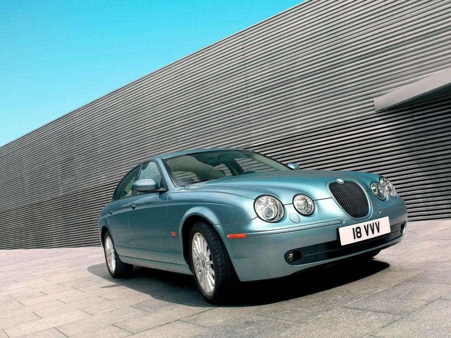 Jaguar S-Type (EU) '2003