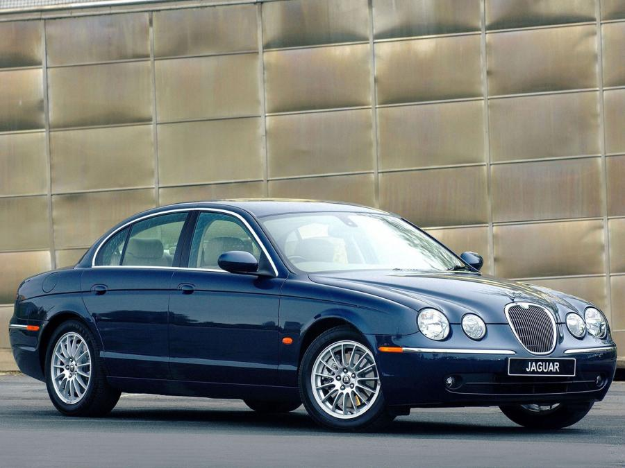 Jaguar S-Type (ZA) '2003