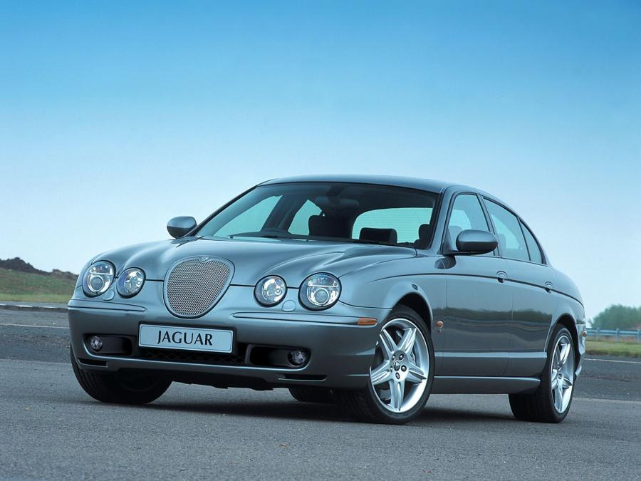 Jaguar S-Type '2003