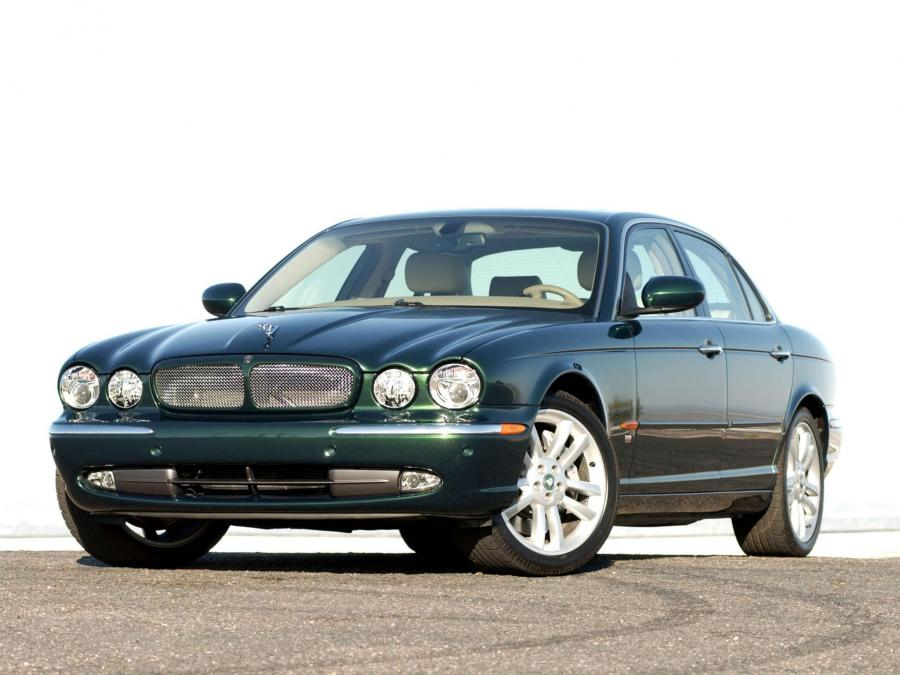 Jaguar XJR (US) '2003