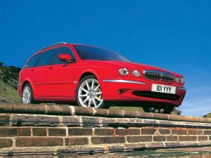 Jaguar X-Type Estate 2004 года