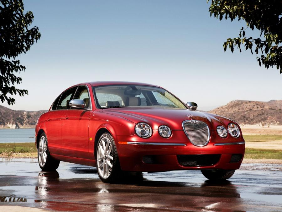 Jaguar S-Type (US) '2006