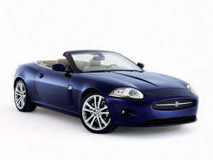 Jaguar XK Convertible 2006 года