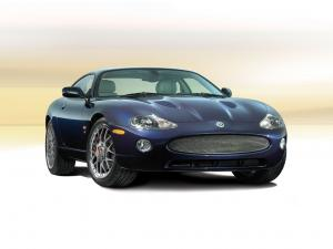 2006 Jaguar XKR Coupe Victory Edition
