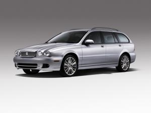 2007 Jaguar X-Type Estate