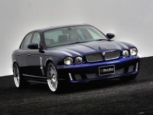 2007 Jaguar XJ Sports Line Black Bison Edition by Wald