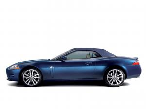 Jaguar XK Convertible 2007 года