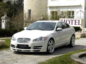 Jaguar XF by Loder1899 2008 года
