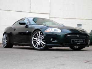 2008 Jaguar XK Coupe by Loder1899