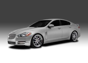 Jaguar XF by Arden 2009 года