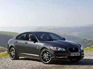 2010 Jaguar XF Diesel S Black Pack