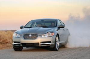 Jaguar XF Supercharged 2010 года