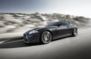 Jaguar XKR 75th Anniversary Edition 2010 года