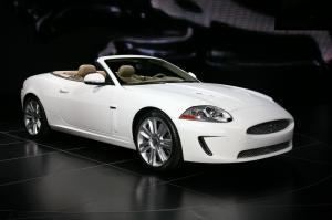 Jaguar XKR Convertible 2010 года