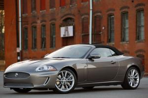 Jaguar XKR Convertible 2011 года