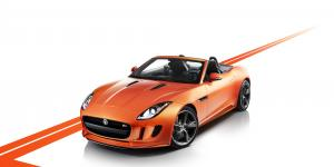 Jaguar F-Type Black Pack 2012 года