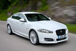 Jaguar XF SE Business and Sport 2012 года