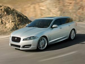 2012 Jaguar XF Sportbrake Option Pack