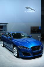 Jaguar XFR Speed Pack 2012 года
