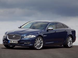 2012 Jaguar XJ Diamond Edition