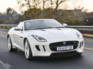 2013 Jaguar F-Type S