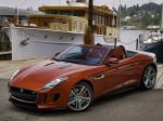 Jaguar F-Type V8 S 2013 года