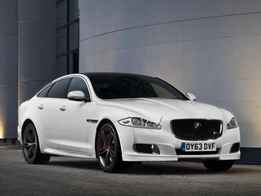 Jaguar XJR (UK) '2013