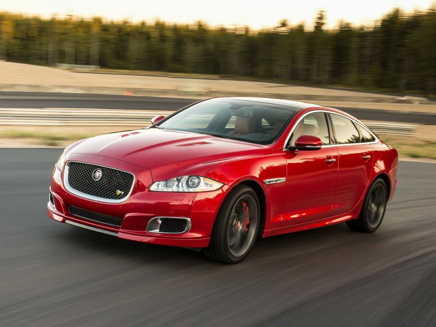 Jaguar XJR (US) '2013