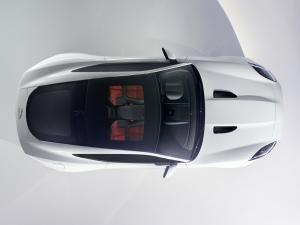 Jaguar F-Type Coupe 2014 года