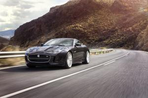 2014 Jaguar F-Type S Coupe AWD