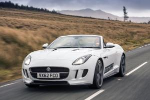 Jaguar F-Type 2014 года