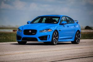 2014 Jaguar XFR-S HPE650 by Hennessey Performance