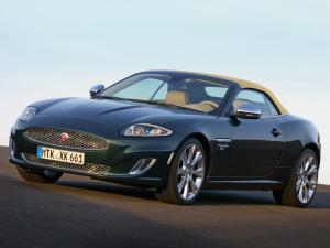 2014 Jaguar XK66 Convertible