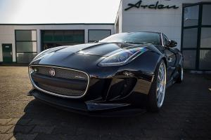 Jaguar F-Type AJ 23 Race Cat by Arden 2015 года