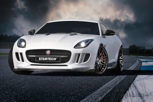 Jaguar F-Type Coupe by Startech 2015 года