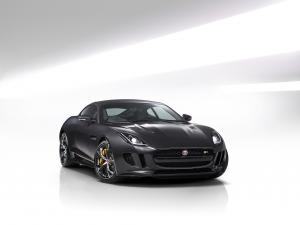 Jaguar F-Type R Coupe AWD 2015 года