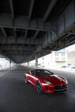 Jaguar F-Type S Coupe 2015 года (US)
