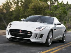 Jaguar F-Type S Coupe 2015 года