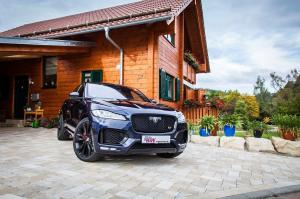 2016 Jaguar F-Pace S 35t AWD by TVW Car Design and KW