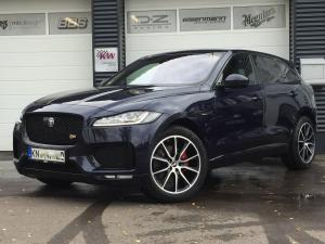 Jaguar F-Pace S 35t AWD by TVW Car Design 2016 года