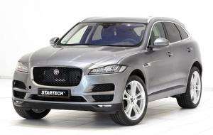 2016 Jaguar F-Pace by Startech