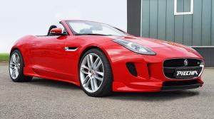 2016 Jaguar F-Type S Convertible by Piecha Design
