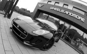 Jaguar F-Type S by Wheelsandmore 2016 года