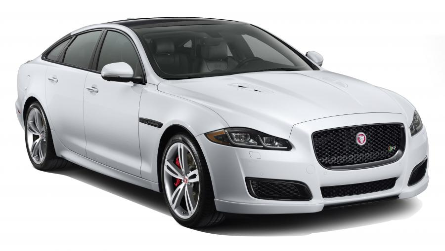 Jaguar XJR (US) '2016
